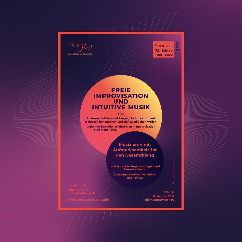 Intuitive Musik/ Freie Improvisation