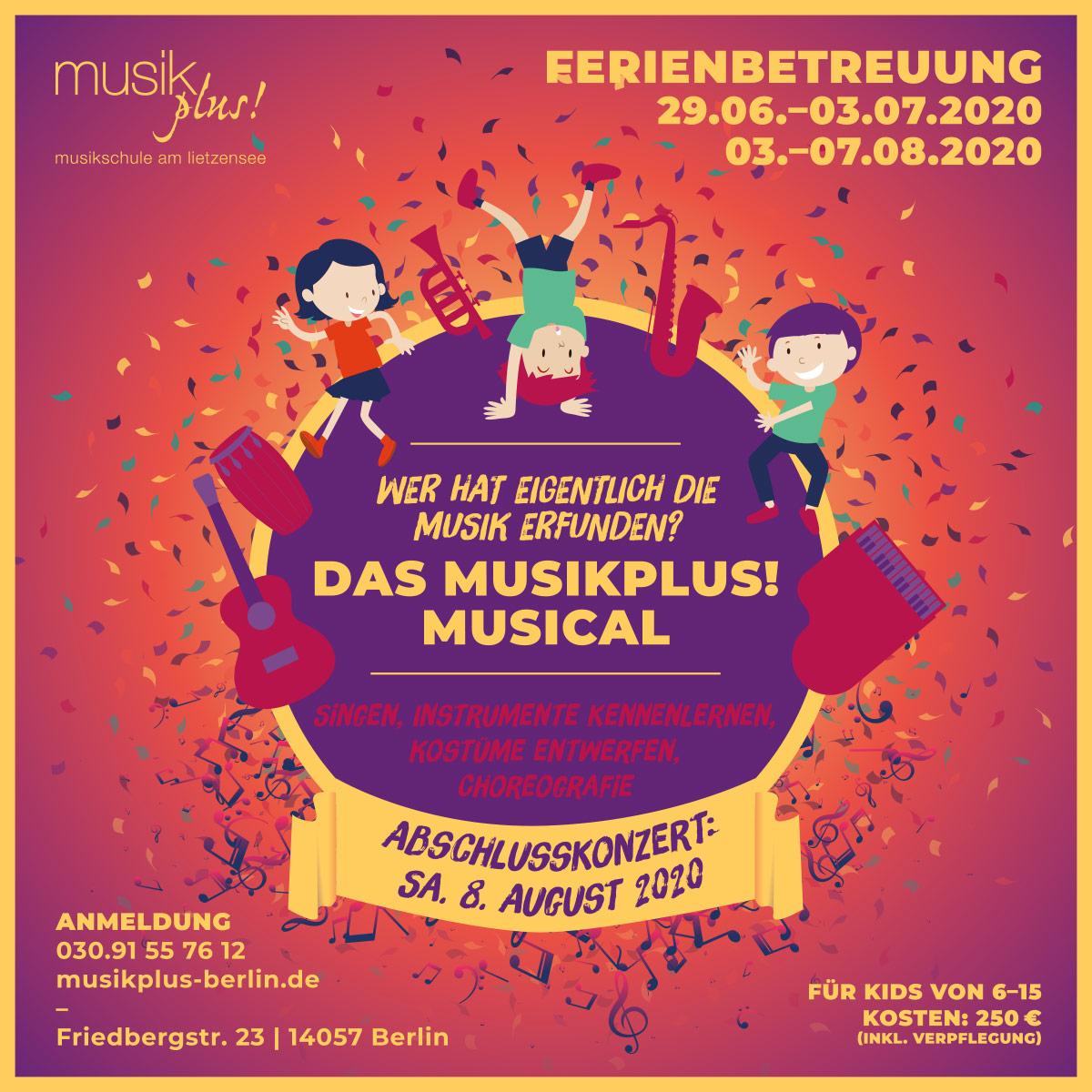 Musikplus! Musical