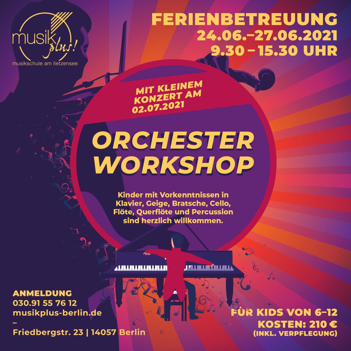 Orchesterworkshop